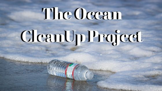 the ocean clean up project