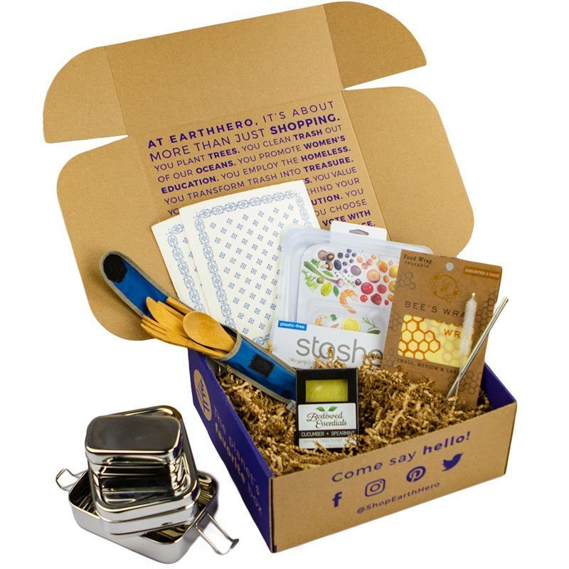eco living gift box
