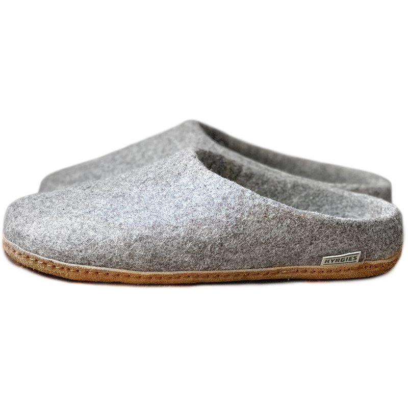 zero waste gift wool slippers