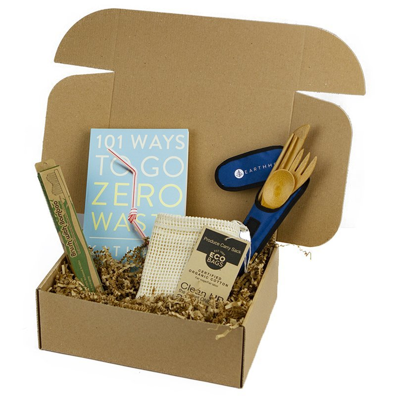 zero waste gift lifestyle box
