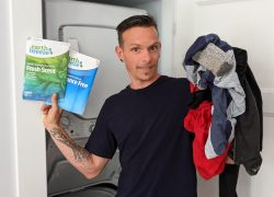 Earth Breeze Eco Detergent Sheets Review Laundry Friendly Or Not?